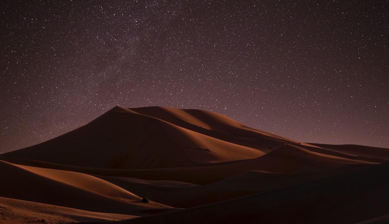 Les accessoires de trekking indispensables lors d'un trek dans le désert
